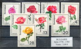 Bulgarie. Roses - Gebraucht
