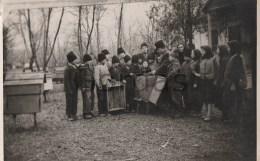 Moldova - Bessarabia - Com. Gangura - Ialoveni - Apicultura - 1943 - Moldova