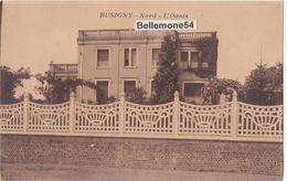 Cpa Dept 59 - Busigny - Nord- L'oasis (voir Scan Recto-verso) - Otros Municipios