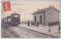 PENCHARD (77 Seine-et-Marne) - Train En Gare - Chéron Editeur - France