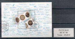 Pays Bas. 125e Anniversaire De L'asssociation Rembrandt - Period 1980-... (Beatrix)