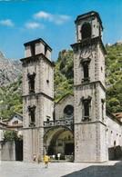 11797-CATTARO-KOTOR(MONTENEGRO)-CATTEDRALE-FG - Montenegro