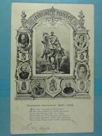 1800 Jahrhundert Postkarte 1900 Deutsche Herrscher 1800-1900 - Familles Royales