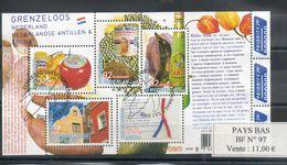 Pays Bas. Les Antilles Néerlandaises Et Aruba - Period 1980-... (Beatrix)