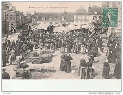 Arrou-Le Marché à La Volaille- - France