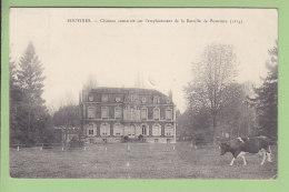 BOUVINES : Château Construit Sur L'Emplacement De La Bataille. 2 Scans. Edition ? - Altri Comuni