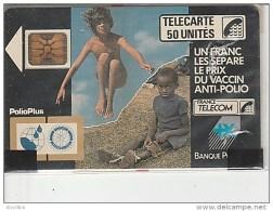 Naifs Et Primitifs-Polio Rotary Club.Vaccin. - France