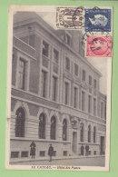 LE CATEAU : Hôtel Des Postes. 2 Scans. Edition Pruvot - Le Cateau