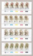 Bophuthatswana Blocks Of MNH Stamps 1980 Birds - Bophuthatswana