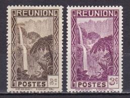 Reunion N°126*,163*,175*,176*,177* - Réunion (1852-1975)