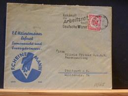 75/615  LETTRE   ALLEMAGNE  1934 - Allemagne