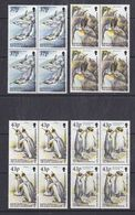 South Georgia 2000 King Penguins 4v  Bl Of 4   ** Mnh (37906) - Zuid-Georgia