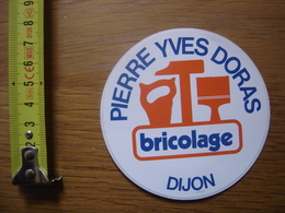 Autocollant Sticker PIERRE YVES DORAS Bricolage Dijon - Autocollants