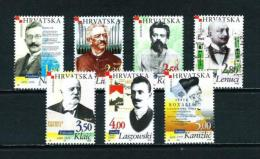 Croacia  Nº Yvert  478/84  En Nuevo - Croacia