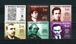 Croacia  Nº Yvert  434/9  En Nuevo - Croacia