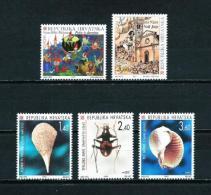 Croacia  Nº Yvert  387/8-389/91  En Nuevo - Croacia