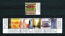 Croacia  Nº Yvert  252-253/6  En Nuevo - Croacia