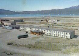 Greenland Gronland - Narssarssuaq - Arctic Hotel - Bus - Greenland