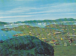 Greenland Gronland - Narssaq - Greenland
