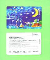 MACAU - Remote Phonecard/GSM Night Time - Macau