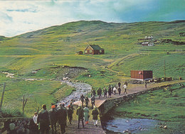 Greenland Gronland - Brattahlid , Kagssiarssuo - Greenland