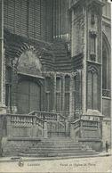 Louvain.  -   Portail De L'Eglise  St-Pierre. - Leuven