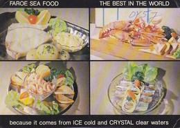 Faroe Islands - Faroe Sea Food - Féroé (Iles)