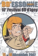 Carte Postale TIBET Festival BD Igny 2007 (Ric Hochet...) - Tarjetas Postales