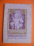 Kinderwacht.DES KINDES ZWIESPRACHE MIT JESUS.Von Pralat J.Morzinger - Christianisme