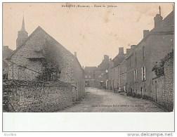 Hambers-Route De Jublains.Cliché Hamel. - Otros Municipios