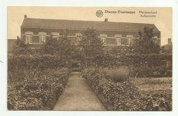 Dworp - Tourneppe   *   Meisjesschool - Achterzicht - Beersel