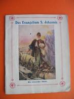 Das Evangelium S.Johannis Mit Original Illustrationen Von Palastina - Christianisme