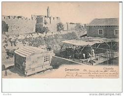 Israel-Jerusalem-La Citadelle. - Israele