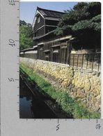 CARTOLINA NV GIAPPONE - Once Prone To Floods OGAKI Is Famous For Elevated Storehouses Or Mizuka - Waju Area - 10 X 15 - Altri