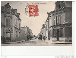 259.Le Mans-L'Avenue De L'Abattoir.Edit.Joniaux. - Le Mans