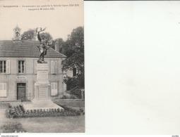 Longueville-Le Monument Aux Morts De La Grande Guerre 1914.1918.Inauguré Le 23 Juillet 1922. - Autres Communes