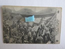 92 Hauts De Seine Boulogne Billancourt Accident De L'usine Renault Juin 1917 - Boulogne Billancourt