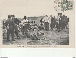 8.Mediouna-L'Intendance Paye Les Conducteurs De Chameaux Du Convoi.Edit.Boussuge. - Maroc
