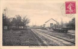56 - MORBIHAN / 561227 - Mohon - La Gare - France