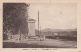 PERTUIS Le Monument Aux Morts 1014F - Pertuis