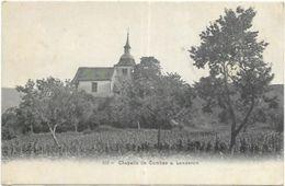 SUISSE.   CHAPELLE DE COMBES S. LANDERON - Suisse