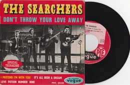 THE SEARCHERS (Don't Throw Your Love Away) 45 Tours Vinyl - Rock