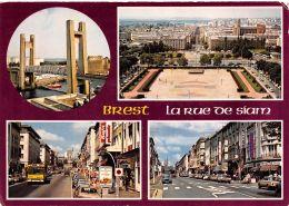 Brest (29) - La Rue De Siam - Multivues - Brest