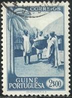 Portuguese Guinea Guiné 1948 Drummer Canc - Costumes