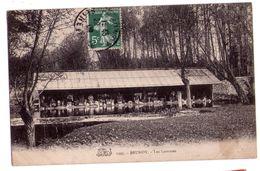0697 - Brunoy ( S&O ) - Les Laveuses - Thibault ( La Salamandre ) - N°1295 - - Brunoy