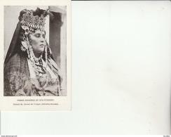 Femme Indigene Du Sud Tunisien. - Tunisia