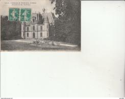 Château De Talhouet à Stival-Environs De Pontivy. - Francia