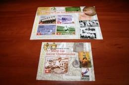 Football Soccer World Cup History Guyana - Fútbol