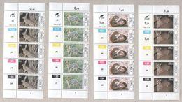 Ciskei Blocks Of MNH Stamps From 1982 Mammals Set - Ciskei