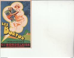 Les Bortox-Insecticides. - Reclame